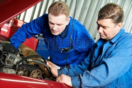 Diesel Mechanic Apprenticeship – Taking the Path to Being a Diesel Mechanic